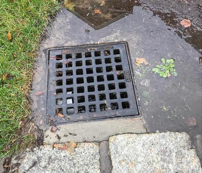 Clean Your Gutter And Drains After