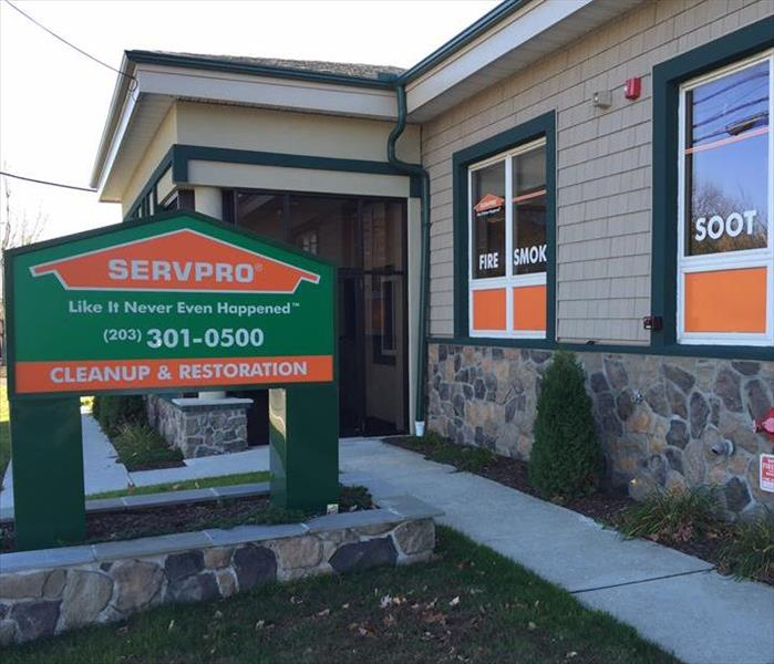 SERVPRO of Milford-Orange-Stratford