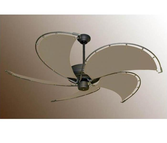 A Winter Tip For Your Ceiling Fans Servpro Of Milford